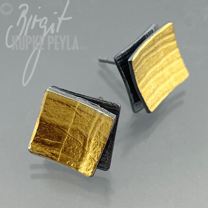 Small Square Earring