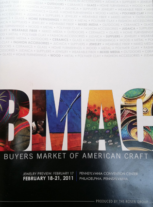Buyers Market of American Craft 2011