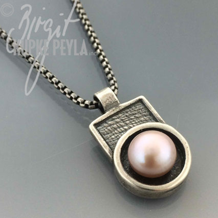 Pendant - Jewelry made by Birgit Kupke-Peyla